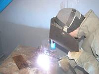 Повышение квалификации электросварщиков ручной сварки