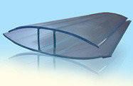 НР-Соеденительный профиль Berolux 8мм прозрачный 3м