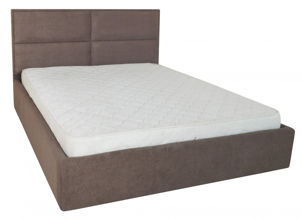 Кровать Richman Шеффилд 140 х 200 см Miss 08 С подъемным механизмом и нишей для белья Коричневая