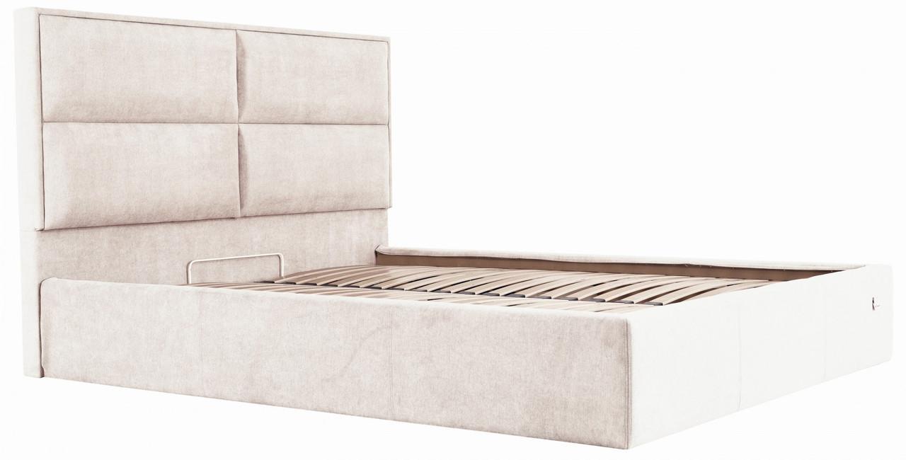 Кровать Richman Шеффилд 140 х 200 см Мисти Milk Бежевая