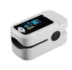 Пульсоксиметр на палец для измерения пульса и сатурации крови YKD Tehnology X004 (MAS40495)