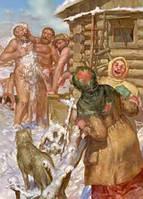 Русская баня как она есть…