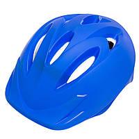 Шлем защитный детский Zelart SK-506 (EPS, PVC, р-р S-M-7-8лет, 6 отверстий, цвета в ассортименте)