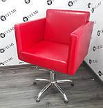Парикмахерское кресло QUADRO, фото 4