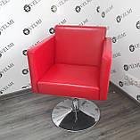 Парикмахерское кресло QUADRO, фото 5
