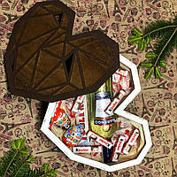 Подарочный набор вкусностей для девушки, жены, подруги или даже матери  от HandyBox
