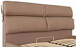 Кровать Richman Эдинбург 140 х 200 см Флай 2213 Светло-коричневая, фото 7