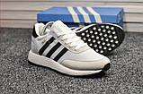 Чоловічі кросівки Adidas Iniki (Адідас Иники), фото 2