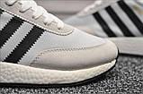 Чоловічі кросівки Adidas Iniki (Адідас Иники), фото 4