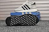 Чоловічі кросівки Adidas Iniki (Адідас Иники), фото 6