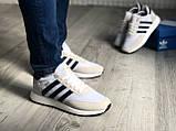 Чоловічі кросівки Adidas Iniki (Адідас Иники), фото 7