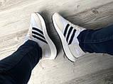 Чоловічі кросівки Adidas Iniki (Адідас Иники), фото 8
