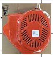 Ручной стартер для генератора Daewoo 5KW-7KW