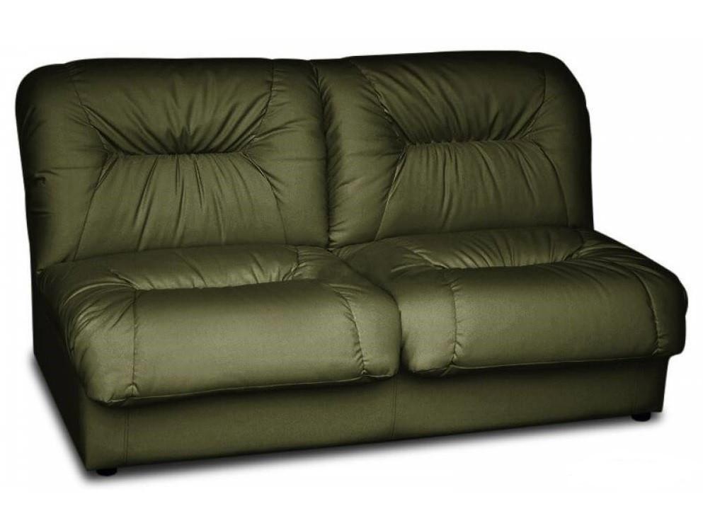 Диван Richman Визит Двойка 870 x 1650 x 850H см Флай 2235 Темно-зеленый
