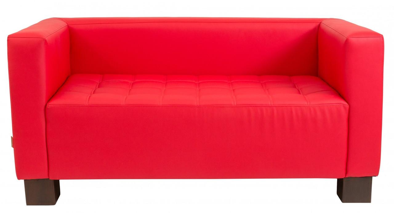 Диван Richman Спейс Двойка 760 x 1500 x 730H см Флай 2210 Красный
