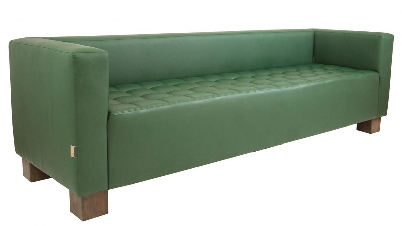 Диван Richman Спейс Двойка 760 x 1500 x 730H см Флай 2226 Зеленый
