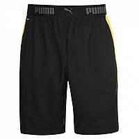 Шорты Puma Puma NXT Woven Black/Yellow - Оригинал, фото 1