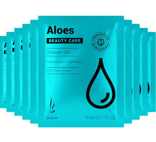 Sample - DuoLife Beauty Care Aloes 5 ml (10pcs)