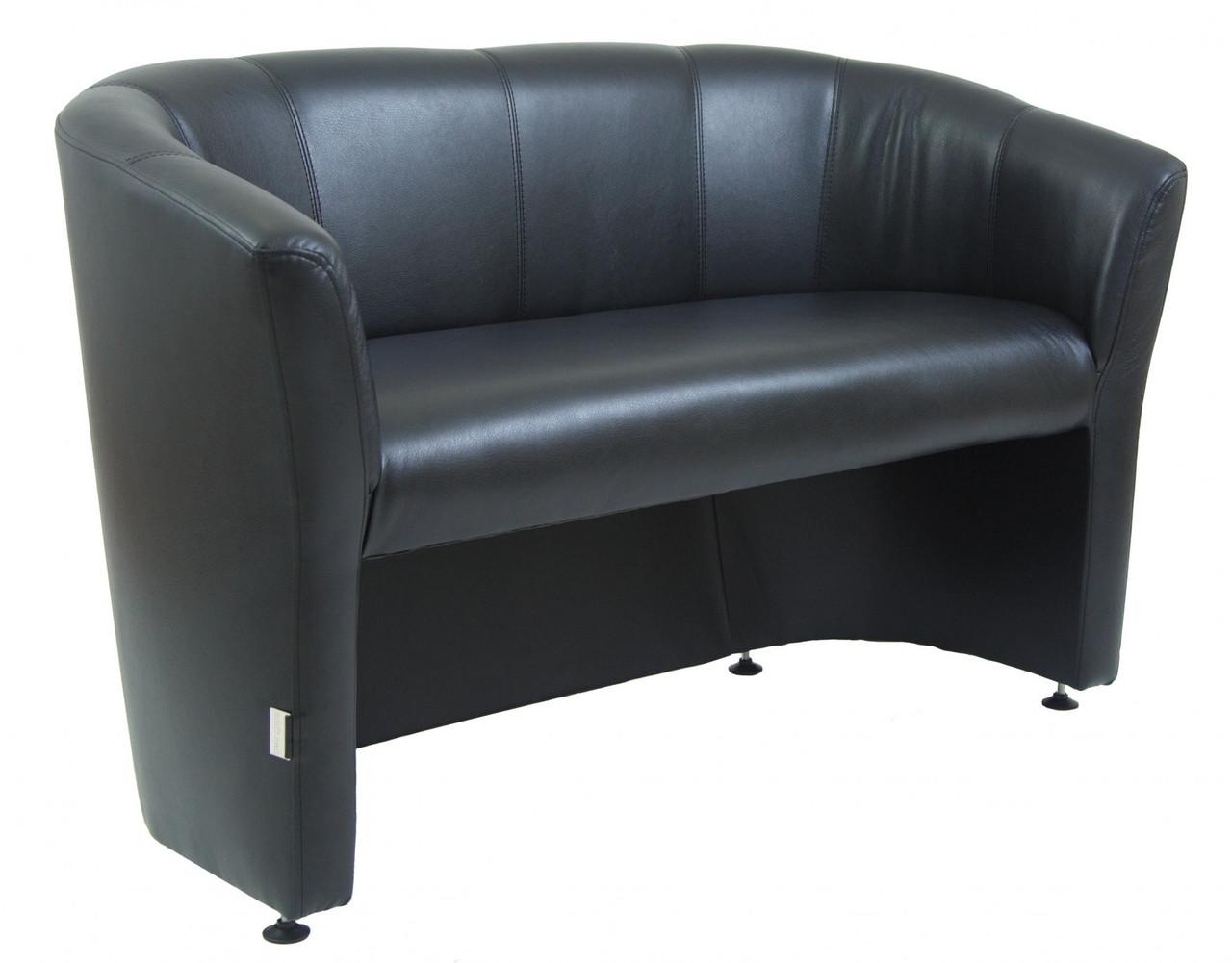 Диван Richman Бум Двойка 650 x 1300 x 800H см Флай 2230 Черный