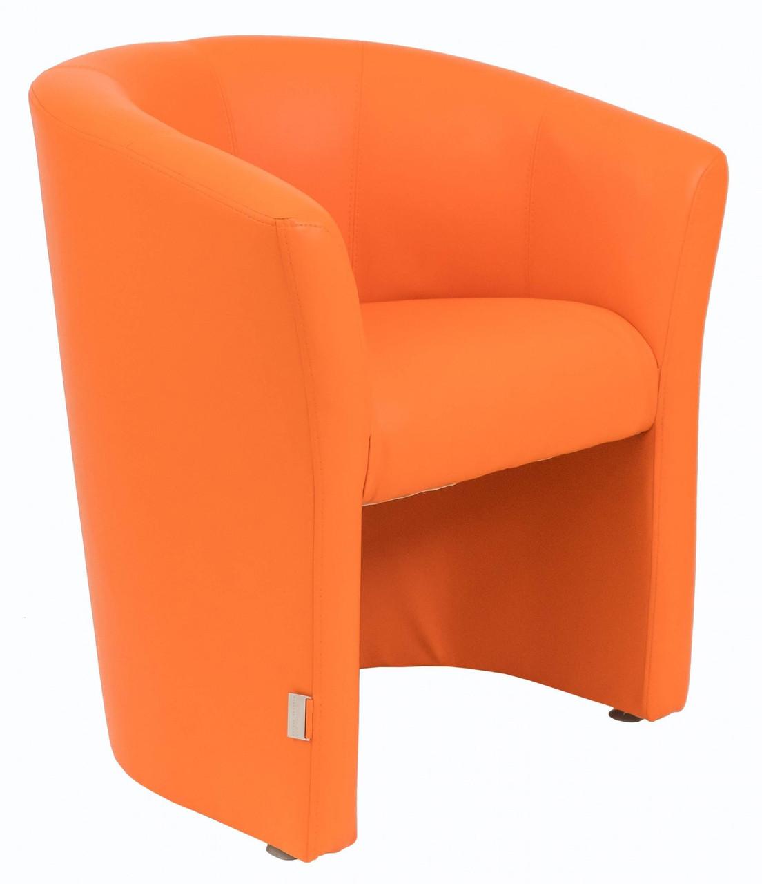 Кресло Richman Бум Единица 650 x 650 x 800H см Софитель 09 Orange Fruit Оранжевое