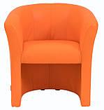 Кресло Richman Бум Единица 650 x 650 x 800H см Софитель 09 Orange Fruit Оранжевое, фото 2