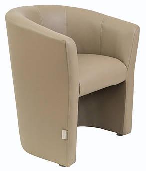 Кресло Boom Единица 650 x 650 x 800H см Софитель 05 Out Taupe Серое