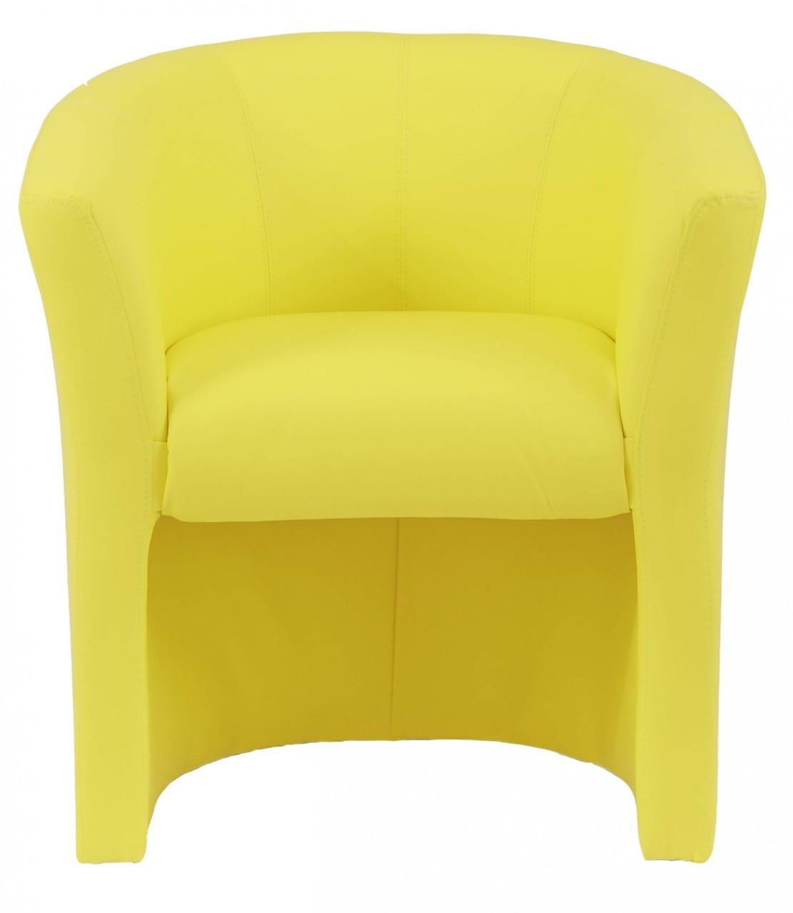 Кресло Richman Бум Единица 650 x 650 x 800H см Флай 2240 Желтое