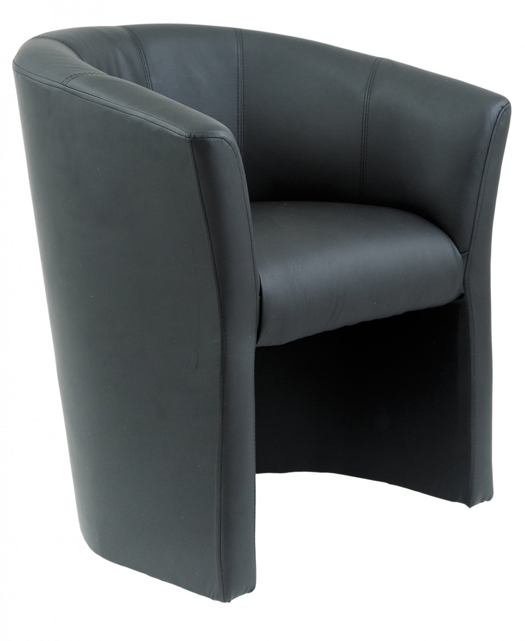 Кресло Richman Бум Единица 650 x 650 x 800H см Флай 2230 Черное