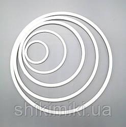 Кольцо пластиковое для макраме, 20 см