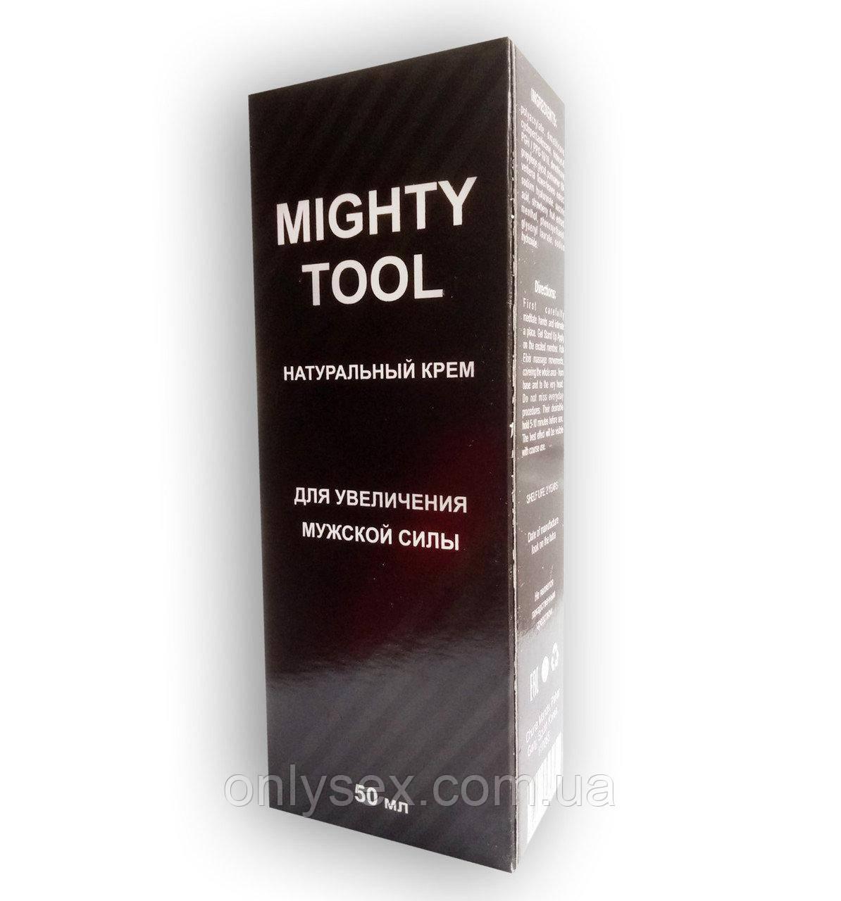 Mighty Tool - Крем для увеличения мужской силы (Майти тул)