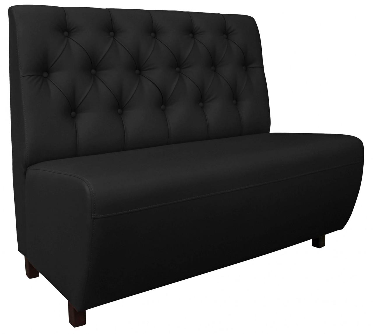 Диван Richman Симпл New 600 x 1200 x 1090H см Флай 2230 Черный
