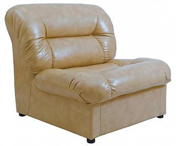 Кресло Visit 870 x 850 x 850H см Мадрас Gold Beige Бежевое