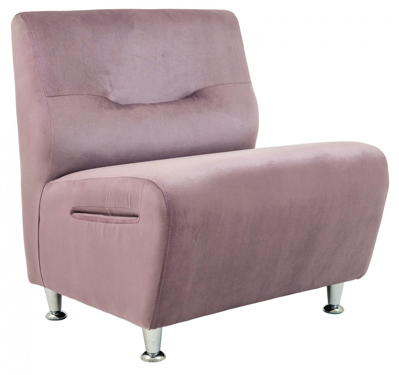 Кресло Richman Смарт 63 x 60 x 70H Missoni 21 Сиреневое
