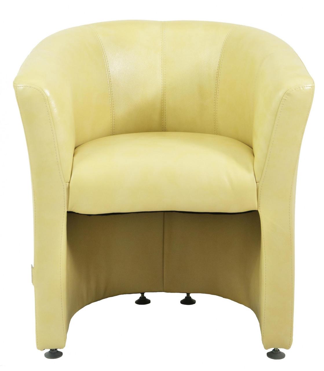 Кресло Boom 650 x 650 x 800H см Титан Vanilla Бежевое