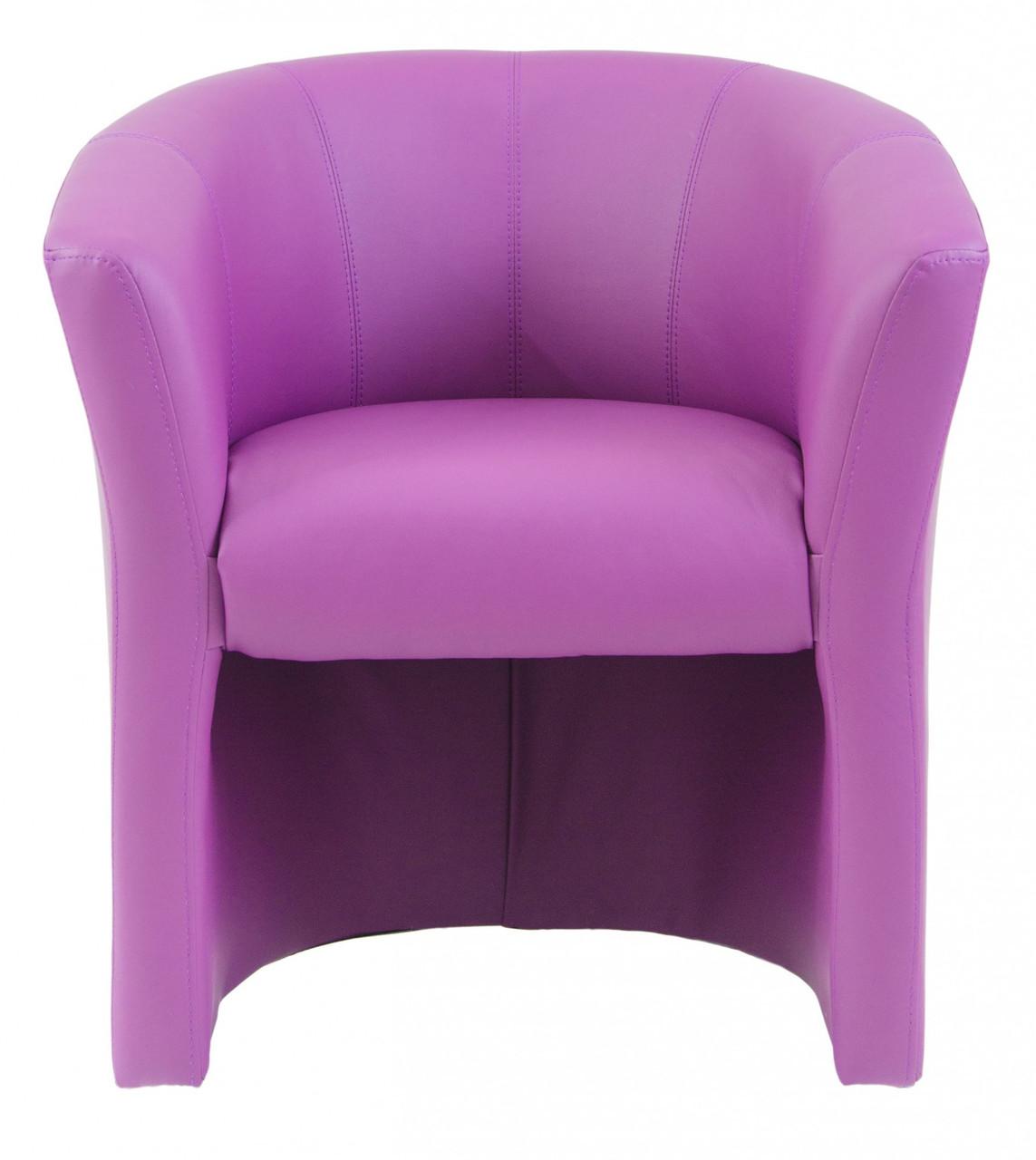 Кресло Boom 650 x 650 x 800H см Fly 2217 Сиреневое