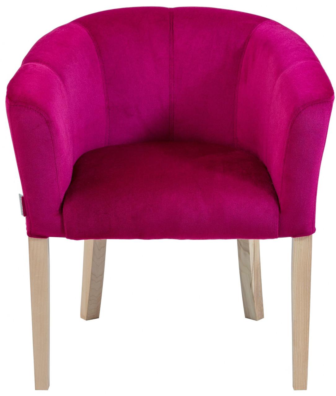 Кресло Richman Версаль 65 x 65 x 75H Малиновый