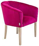 Кресло Richman Версаль 65 x 65 x 75H Малиновый, фото 2