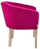 Кресло Richman Версаль 65 x 65 x 75H Малиновый, фото 3