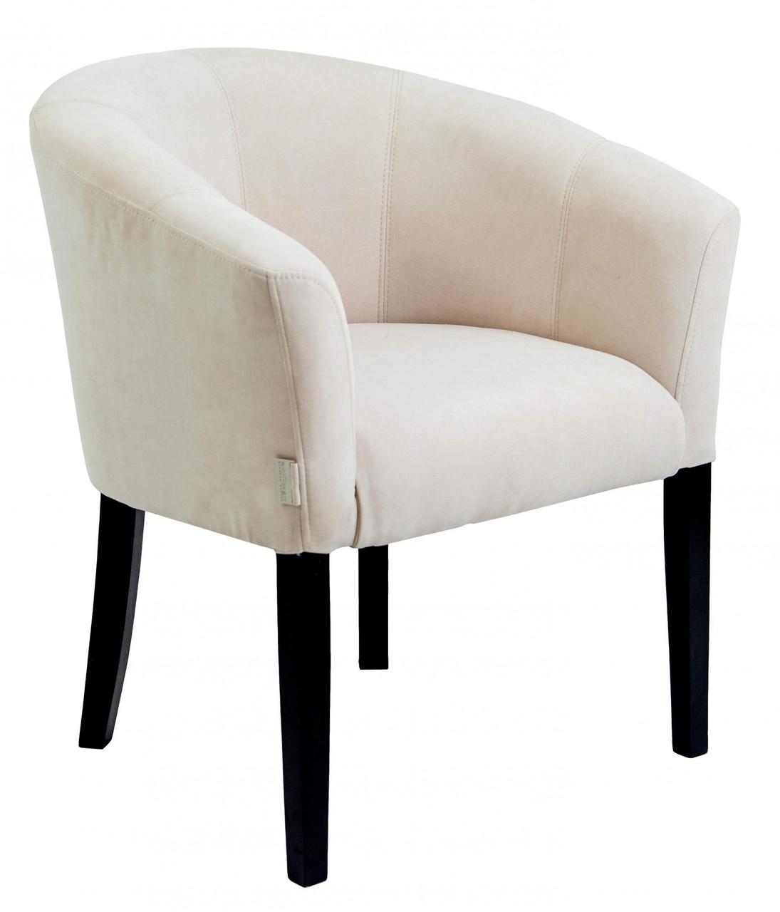 Кресло Richman Версаль 65 x 65 x 75H Fibril 05 Бежевое