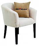 Кресло Richman Версаль 65 x 65 x 75H Fibril 05 Бежевое, фото 4