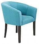 Кресло Richman Версаль 65 x 65 x 75H Etna 085 Голубое, фото 2