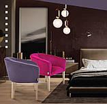 Кресло Richman Версаль 65 x 65 x 75H Кордрой 204 Оранжевое, фото 4