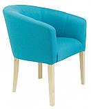 Кресло Richman Версаль 65 x 65 x 75H Нео Голубой, фото 2
