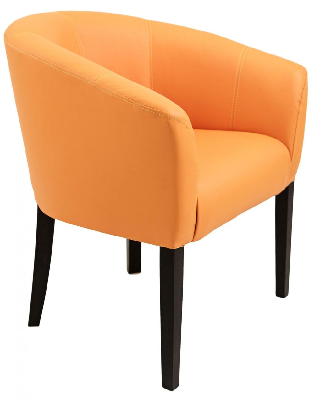 Кресло Richman Версаль 65 x 65 x 75H Флай 2218 Оранжевое