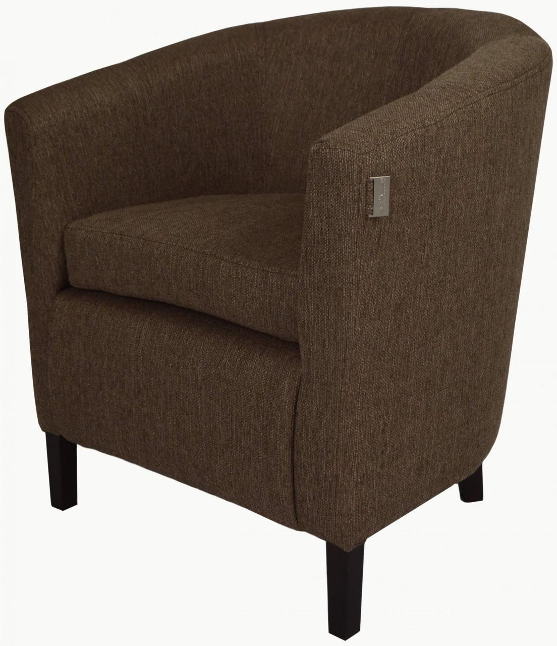 Кресло Richman Бафи 65 x 65 x 80H Артемис 03 Коричневое