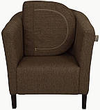 Кресло Richman Бафи 65 x 65 x 80H Артемис 03 Коричневое, фото 5