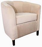 Кресло Richman Бафи 65 x 65 x 80H Бежевое, фото 2