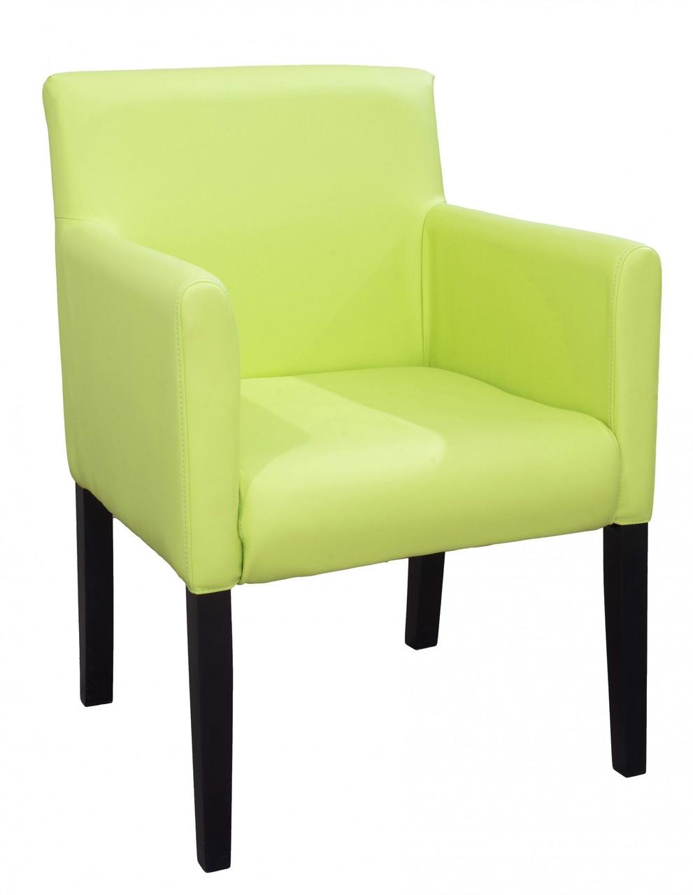 Кресло Richman Остин 61 x 60 x 88H Флай 2234 Салатовое