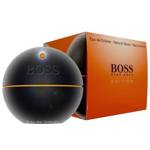 Туалетная вода для мужчин Hugo Boss Boss in motion black edt  не оригинал 100 мл (Турция)