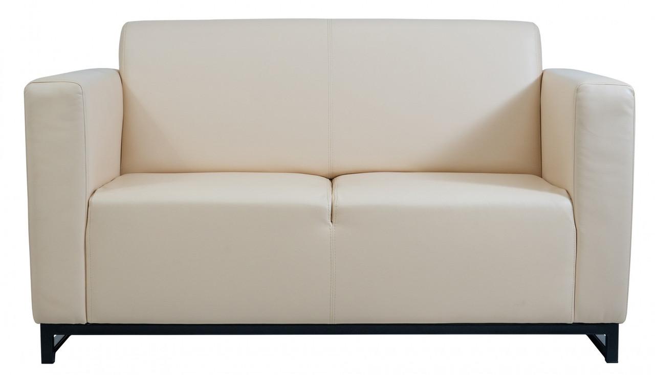 Диван Richman Канзас Двойной на металлокаркасе 1500 x 800 x 800H см Бежевый